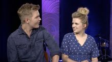 Why 'Idol' winner Maddie Poppe wishes she could get a 'do-over' of her duet with boyfriend Caleb Lee Hutchinson: 'I was so awkward'