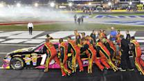 Final Laps: Bowyer wins on fumes again