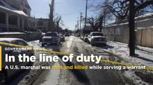 Mayor: US marshal shot, killed while serving warrant