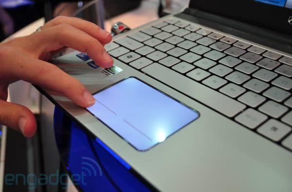 Gateway's glowing ID laptops arrive along with new LT series netbooks
