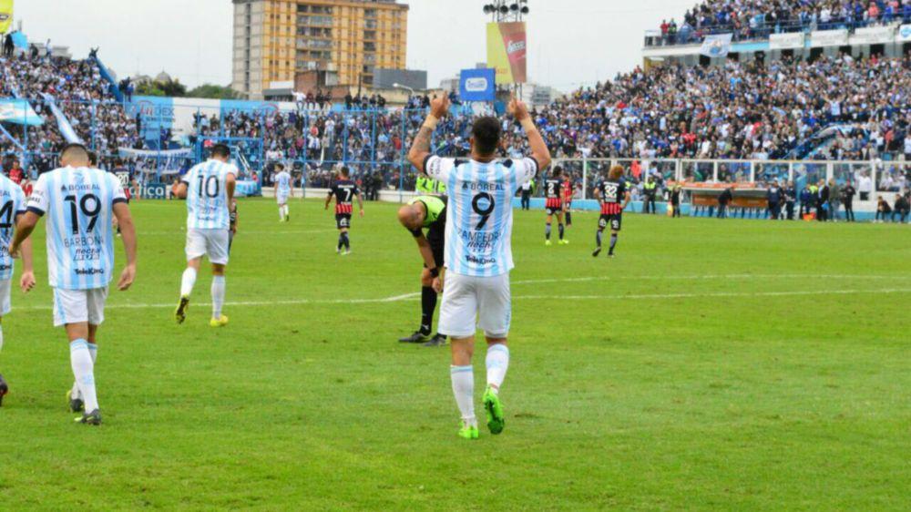 Sufre Atlético Tucumán: Zampedri se rompió los meniscos