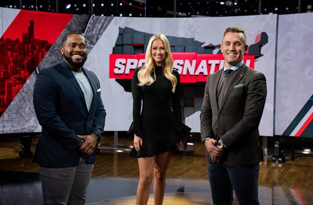 'SportsNation' is making a comeback on ESPN+