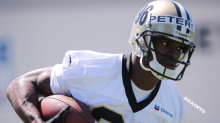 Adrian Peterson looking like his old self, Saints teammates say