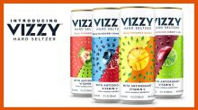 Molson Coors is jumping into the hard seltzer category with Vizzy launch in March