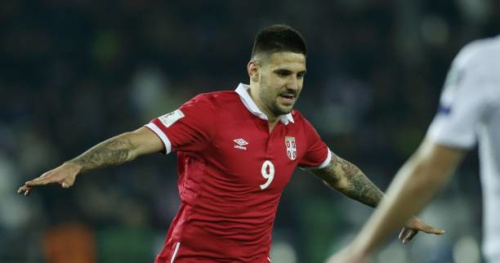 Foot - CM - Gr. D. - La Serbie ne craque pas en Géorgie en qualifications pour la Coupe du monde 2018