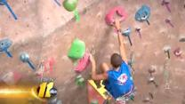 Rock climber Kai Lightner headed to worlds