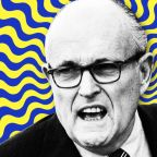Rudy's New Ukraine Jaunt Is Freaking Out Trump's Lieutenants—and He Doesn't Care