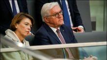 Steinmeier weist Kritik von AfD-Abgeordneten zurück
