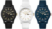 No time to waste! High-end watches from Lacoste, Fossil and Michael Kors are up to 70 percent off today at Amazon