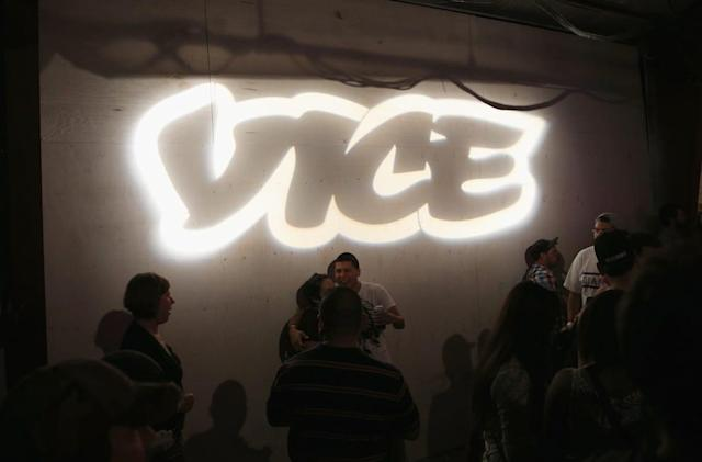 A&E and Vice hope that you still like conventional TV