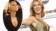 Céline Dion, 52, stuns in 'ageless' photo wearing a gold bodysuit