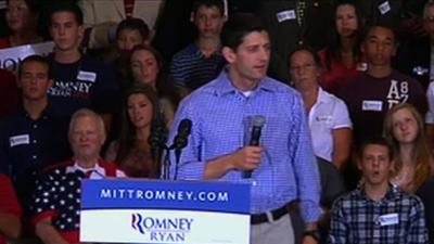 Ryan: President Obama is out of ideas