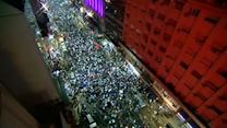 Violence erupts in Buenos Aires after Germany clinches World Cup
