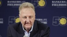 Larry Bird denies report he quit Pacers president job in frustration over lack of spending