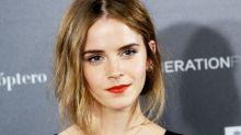獲選為「年度傑出女性」!Emma Watson 性感透視晚裝造型美 Cry 了!