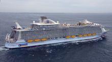 Royal Caribbean picks up world's largest cruise ship