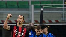 Zlatan Ibrahimovic: Saya Sangat Lapar Untuk Mencetak Gol  di AC Milan