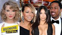 Taylor Swift Has a Lesbian Lover? Kim K Broke Up Mariah Carey and Nick Cannon's Marriage?