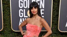 Jameela Jamil victim of epic Golden Globes name gaffe