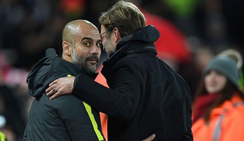 """Premier League: Klopp verteidigt Guardiola: """"Kein Zweifel an seiner Qualität"""""""