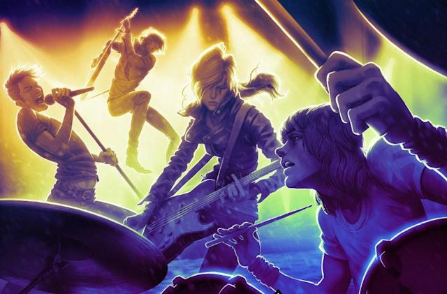 Harmonix caught posting five-star 'Rock Band 4' reviews on Amazon