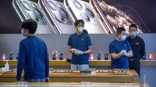 Apple nimmt Umsatzprognose wegen Coronavirus-Folgen zurück