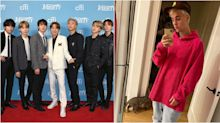 BTS e Bieber dão aos fãs anúncios de turnês como presentes de Natal