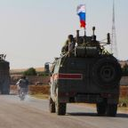 Russia steps up its presence in north-east Syria after Turkey deal