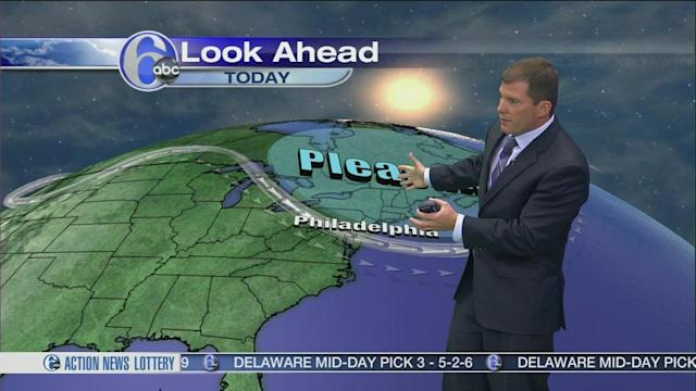 AccuWeather: A Sunday Stunner!