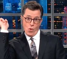 Colbert Mocks Trump's Clumsy Attempt To Rein In Omarosa: 'Send My Worst Son's Wife'