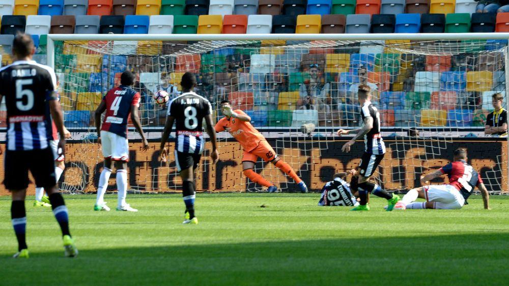 Fantacalcio, dubbi sul 3-0 dell'Udinese: goal di De Paul o autorete di Rubinho?