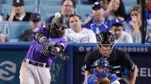 Charlie Blackmon, Sam Hilliard's heroic homers lift Rockies over Dodgers