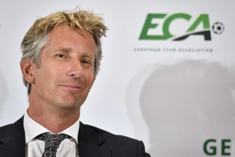 'Good times are back': Van der Sar's contract as Ajax CEO extended