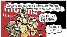 El último intento de Porfirio Muñoz Ledo para ser presidente... aunque sea de otro partido