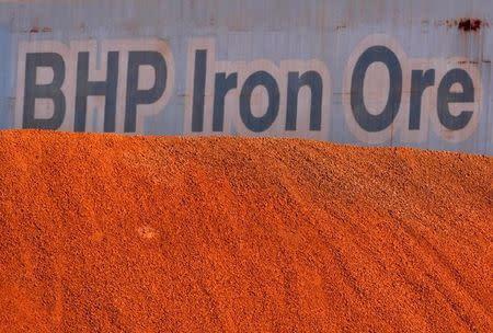 BHP to meet iron ore commitments despite train derailment: CEO