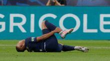 Mbappé sofreu torção no tornozelo e é dúvida para duelo da Champions