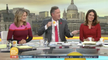 'GMB': Piers Morgan left frustrated by guest who wants to scrap Remembrance Day
