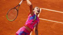 Tennis - WTA - Rome - Rome : Simona Halep sans souci