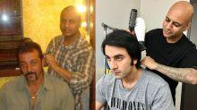 Hairstylist Aalim Tells Us How Ranbir Grew His Hair for 'Sanju'