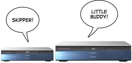 Sony's BDP-S300 does Blu-ray on the cheap this summer