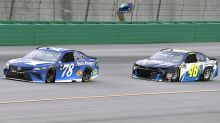 Martin Truex Jr. cruises to 4th win of the season at Kentucky
