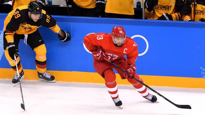 Eishockey Olympiasieger