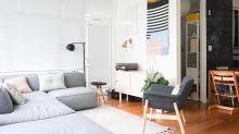 小空間大格局,3大收納技巧讓600尺蝸居化身品味溫馨住所