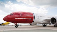 Airline Norwegian hit by 61% fall in passenger numbers in March