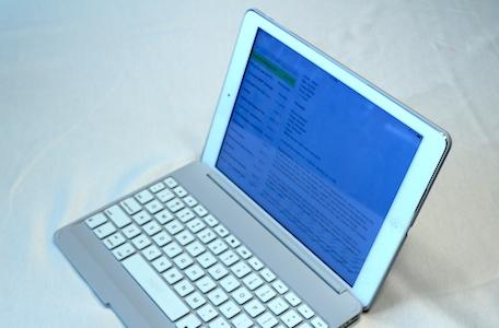 ZAGGkeys Folio for iPad Air: The best keyboard so far