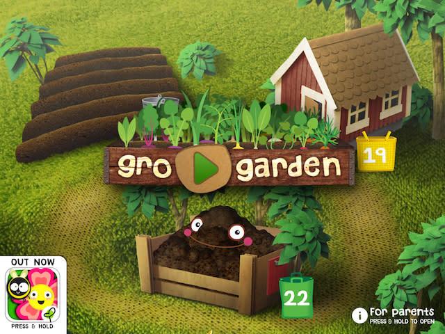 Nourish knowledge with Gro Garden