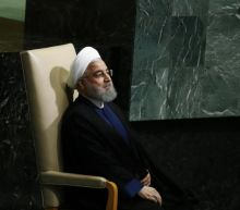 Iranian president attacks Trump's threat to scrap Iran deal and calls him a 'rogue newcomer'