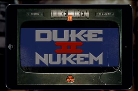 Duke Nukem 2 hits iOS next month