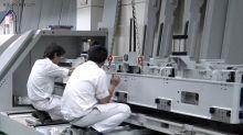 5月PMI緊縮史上最慘 防疫有成助NMI止滑