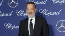Tom Hanks speaks out against Harvey Weinstein's actions